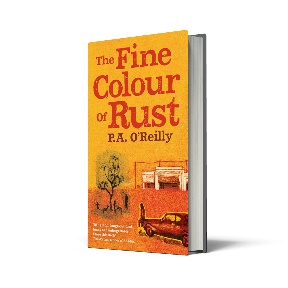 Reading Group Guide: The Fine Colour of Rust by Paddy O'Reilly
