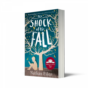 Shock of the Fall, Nathan Filer, Costa Book Awards, Independent Thinking, HarperCollins Independent Thinking, Independent Bookshops, Independent booksellers
