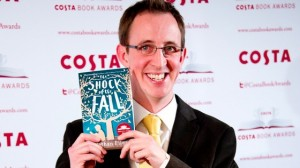 Nathan Filer, Shock of the Fall, Costa, Costa Book Awards, HarperCollins Independent Thinking, Independent Thinking, Independent bookshops, Independent booksellers, Letter to Independents
