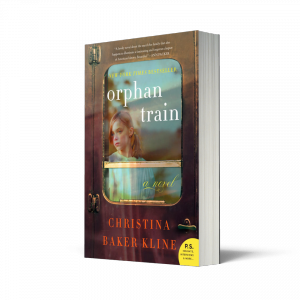 Orphan Train, Christina Baker Kline, HarperCollins 360, HarperCollins, HarperCollins Independent Thinking, Independent Thinking, Independent bookshops, Independent booksellers