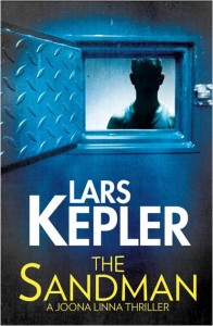 Sandman, Lars Kepler, Crime book, harpercollins, harpercollins independent thinking, independent thinking, hcindy thinking, independent bookshops, independent booksellers