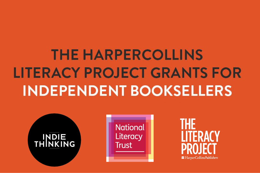 NEWS - Winners of the HarperCollins Literacy Project Grants