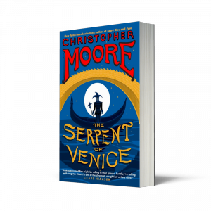 The Serpent of Venice, Christopher Moore, Harper360, HarperCollins, HarperCollins Independent Thinking, Independent Thinking, Indythinking, independent bookshops, independent booksellers