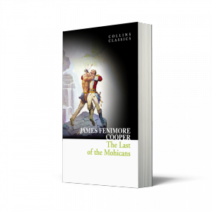 Last of The Mohicans, James McGee, The Blooding, HarperCollins, HarperCollins Independent Thinking, Independent Thinking, independent booksellers, independent bookshops