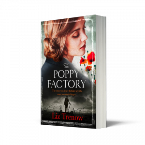 Poppy Factory, Liz Trenow, HarperCollins, HarperCollins Independent Thinking, Independent Thinking, HCIndyThinking, independent booksellers, independent bookshops